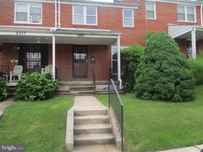 5515 Silverbell Road, Baltimore, MD 21206 - MLS#: 1001542784
