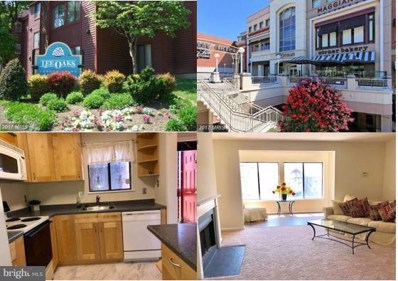2800 Lee Oaks Place UNIT 201, Falls Church, VA 22046 - #: 1001543120