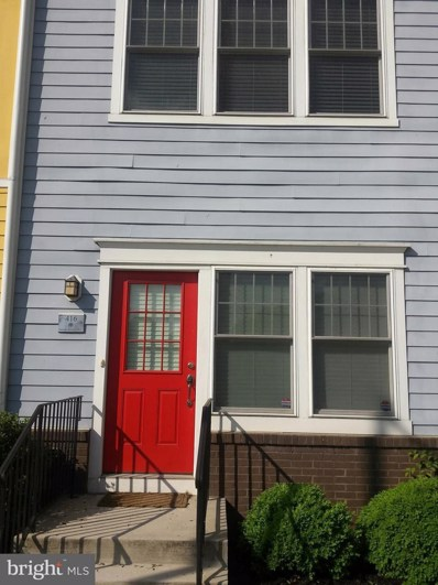 416 Eastern Avenue NE, Washington, DC 20019 - MLS#: 1001543610