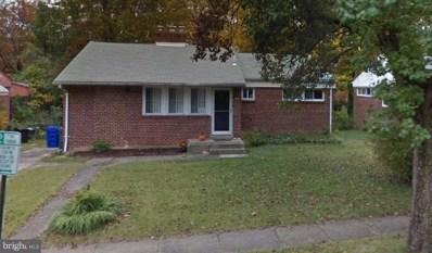 4105 College Heights Drive, University Park, MD 20782 - MLS#: 1001543690