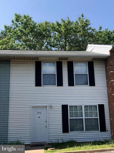 492 Lafayette, Culpeper, VA 22701 - MLS#: 1001544092