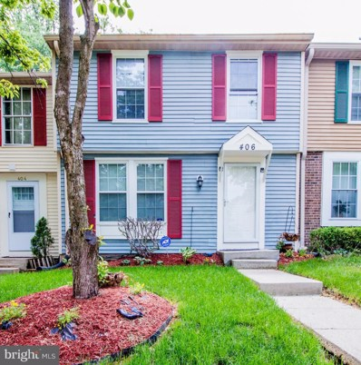 406 Shady Glen Drive, Capitol Heights, MD 20743 - MLS#: 1001544804