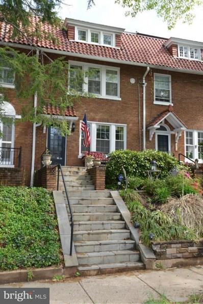 3715 Fulton Street NW, Washington, DC 20007 - MLS#: 1001546036