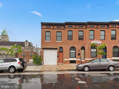 817 Chester Street, Baltimore, MD 21205 - MLS#: 1001546050