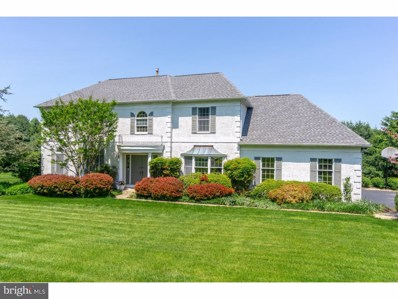 687 Militia Hill Drive, West Chester, PA 19382 - MLS#: 1001546714