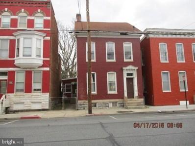 252 Potomac Street, Hagerstown, MD 21740 - MLS#: 1001547058