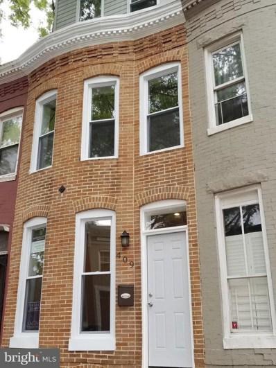 409 Federal Street, Baltimore, MD 21202 - MLS#: 1001547214