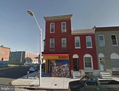 2335 Oliver Street, Baltimore, MD 21213 - MLS#: 1001547268