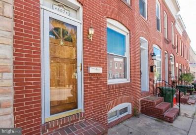 807 Rose Street, Baltimore, MD 21224 - #: 1001547374