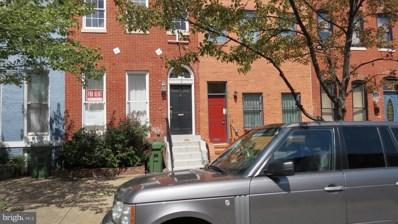 1314 Lombard Street, Baltimore, MD 21223 - MLS#: 1001547596