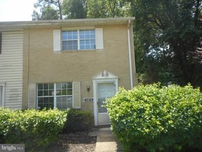 11872 Oak Manor Drive UNIT 10, Waldorf, MD 20601 - MLS#: 1001548238