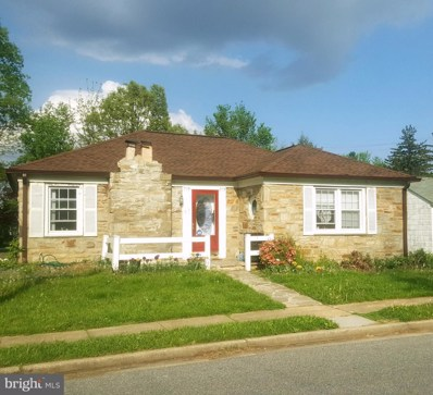 4119 Old Milford Mill Road, Baltimore, MD 21208 - MLS#: 1001548692