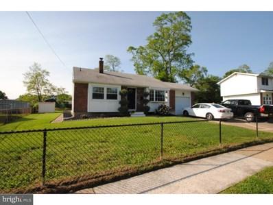 119 N Garden Boulevard, Edgewater Park, NJ 08010 - MLS#: 1001549014