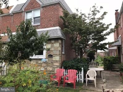 836 Brighton Street, Philadelphia, PA 19111 - MLS#: 1001553631