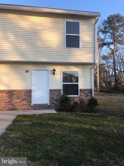 312 Maple Avenue UNIT 20, Berlin, MD 21811 - #: 1001561688