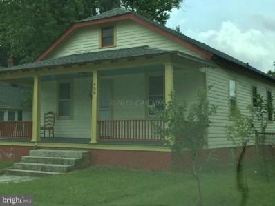 406 E Vine Street, Salisbury, MD 21804 - MLS#: 1001563696