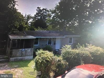 506 Laurel Street, Pocomoke City, MD 21851 - #: 1001564272