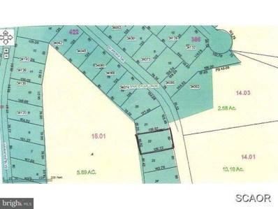 Lot 22 Chippiwa Drive, Dagsboro, DE 19939 - MLS#: 1001565254