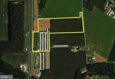 32708 Old Stage Road, Laurel, DE 19956 - MLS#: 1001567728