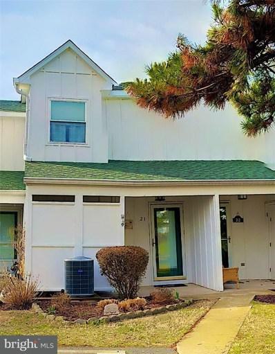 38104 Mockingbird Lane UNIT 21, Selbyville, DE 19975 - MLS#: 1001570420