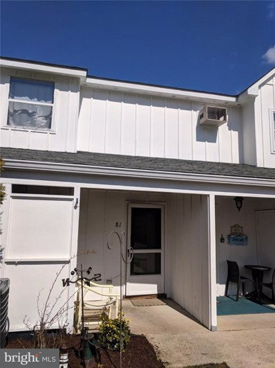 38054 Mockingbird Lane UNIT 81, Selbyville, DE 19975 - MLS#: 1001571108