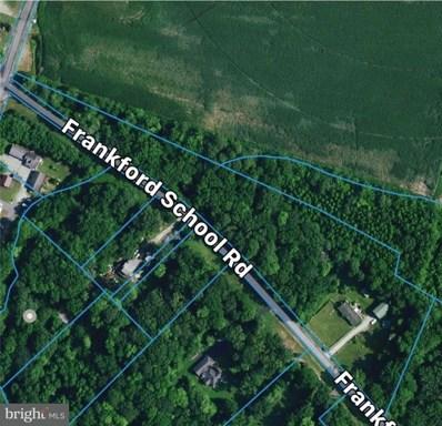 30907 Frankford School Road, Frankford, DE 19945 - MLS#: 1001574108