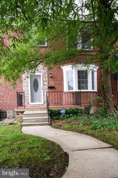 1504 Roundhill Road, Baltimore, MD 21218 - #: 1001577670
