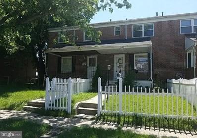 931 Foxcroft Lane, Baltimore, MD 21221 - MLS#: 1001578392