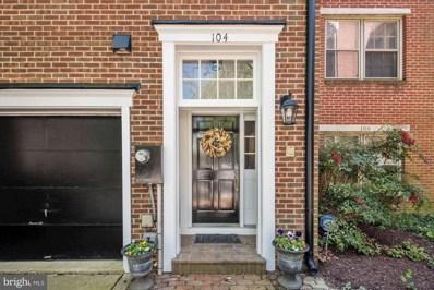 104 Waterford Place, Alexandria, VA 22314 - MLS#: 1001578538
