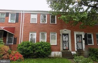 4005 Cedardale Road, Baltimore, MD 21215 - MLS#: 1001579046
