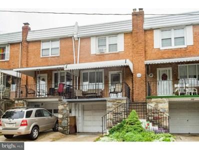 442 Hermit Street, Philadelphia, PA 19128 - MLS#: 1001579222