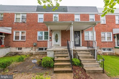 4002 Rexmere Road, Baltimore, MD 21218 - #: 1001579492