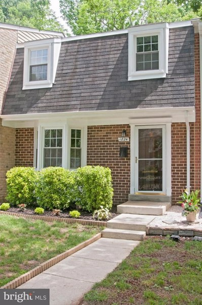 1824 Foxdale Court UNIT 97, Crofton, MD 21114 - MLS#: 1001579588