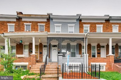 418 Ilchester Avenue, Baltimore, MD 21218 - MLS#: 1001579906