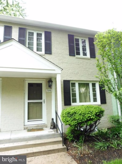 9848 Hollow Glen Place UNIT 2552A, Silver Spring, MD 20910 - MLS#: 1001579956