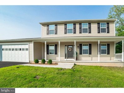 1597 E Cedarville Road, Pottstown, PA 19465 - MLS#: 1001580124