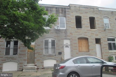 1944 Lauretta Avenue, Baltimore, MD 21223 - MLS#: 1001580276