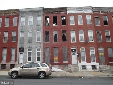1143 Carey Street, Baltimore, MD 21217 - MLS#: 1001580412