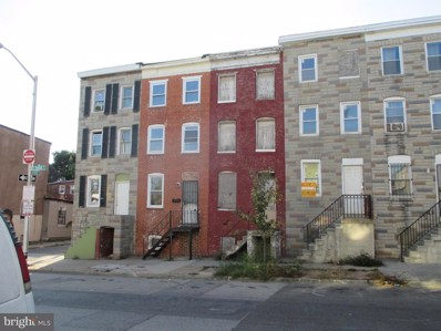 114 Monroe Street S, Baltimore, MD 21223 - #: 1001580662