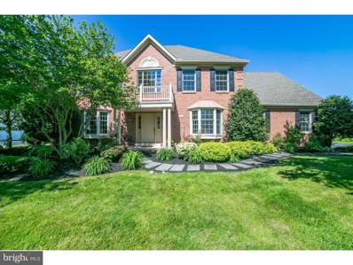 722 Peach Tree Drive, West Chester, PA 19380 - MLS#: 1001580676