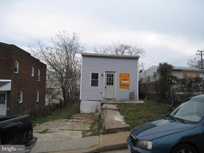 1503 Filbert Street, Baltimore City, MD 21226 - MLS#: 1001580682