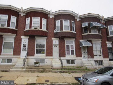 2828 Harlem Avenue, Baltimore, MD 21216 - MLS#: 1001581346