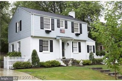 3305 Camalier Drive, Chevy Chase, MD 20815 - MLS#: 1001582964