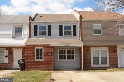 452 Barrister Place, Dover, DE 19901 - MLS#: 1001585512