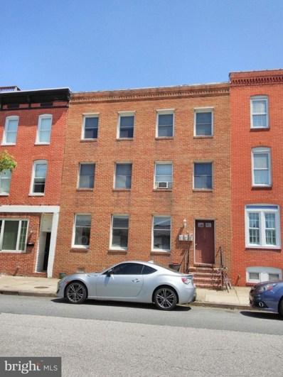 1347 Hull Street, Baltimore, MD 21230 - MLS#: 1001586844