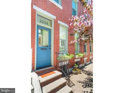 2338 E Susquehanna Avenue, Philadelphia, PA 19125 - MLS#: 1001588116