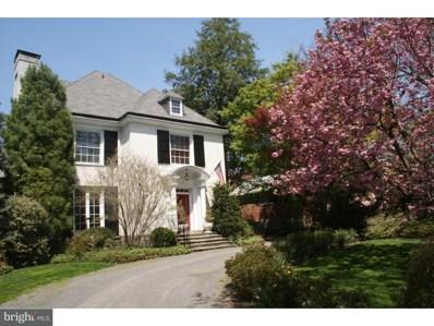 411 E Willow Grove Avenue, Philadelphia, PA 19118 - #: 1001588162