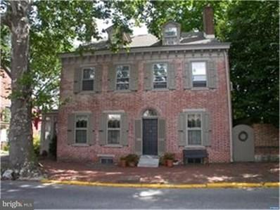 411 Delaware Street, New Castle, DE 19720 - MLS#: 1001588176