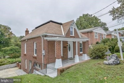 539 Opus Avenue, Capitol Heights, MD 20743 - MLS#: 1001600584