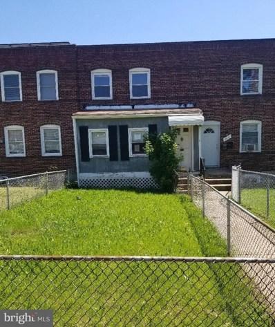 313 52ND Street, Baltimore, MD 21224 - MLS#: 1001611554